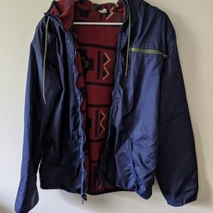 Modern Amusement Windbreaker